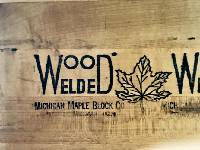 WoodWelded