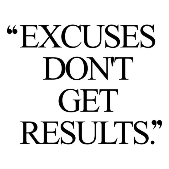 excuses-results